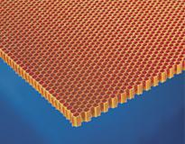 Aramid Fiber Nomex 174 Kevlar 174 Honeycomb Cores Plascore