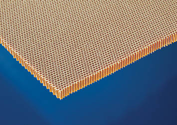 kevlar honeycomb core