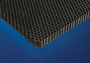 thermoplastic honeycomb