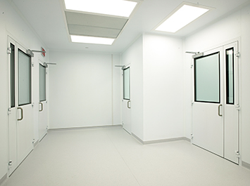 Modular Pharmaceutical Cleanrooms, Clean Room