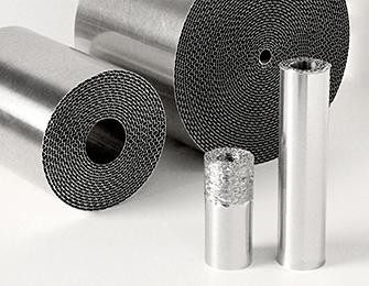 aluminum tubular core