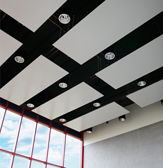 radiant cooling ceiling