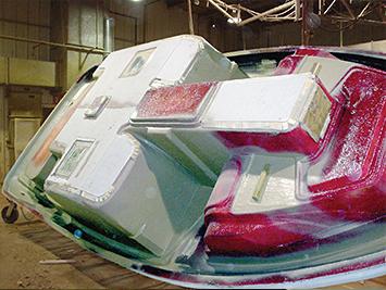 marine vacuum bag