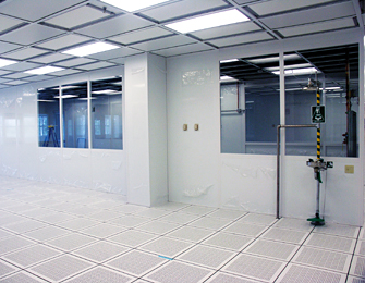 walls for cleanroom