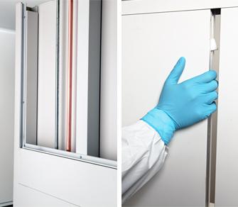 microwall cleanroom