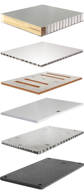 plascore-honeycomb-panels-standard-options