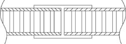 honeycomb panel construction