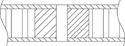 thru fastening panels